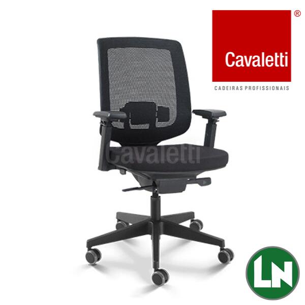 Cavaletti C3 - Poltrona Presidente Giratória 28001 Syncron 4D