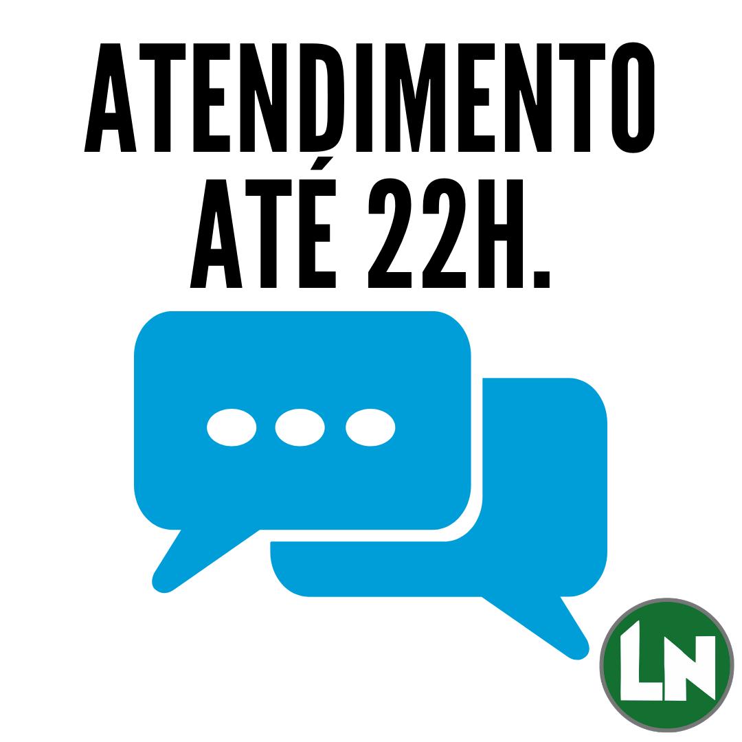 Atendimento até 22h | Cavaletti Leef