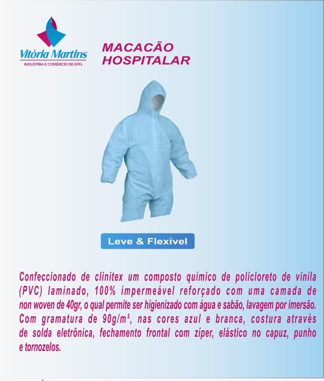 MACACÃO HOSPITALAR