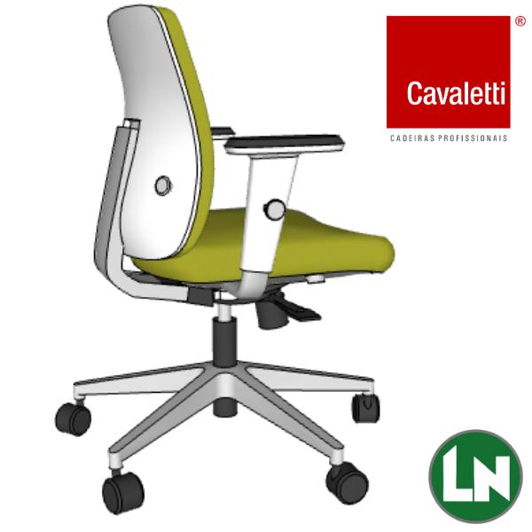 Cadeira para Escritório Cavaletti Idea 40102