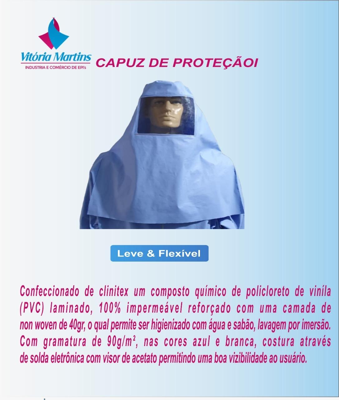 CAPUZ HOSPITALAR