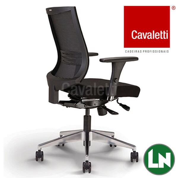Cavaletti Air 27001 Syncron Braços 3D