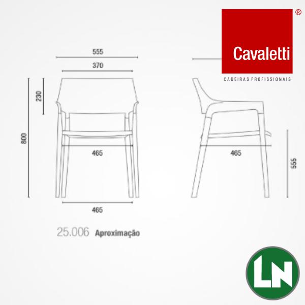 Cavaletti Coffe 25006