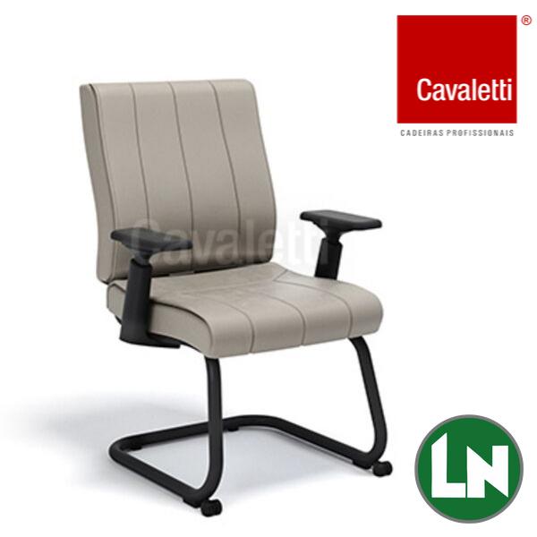 Cavaletti Essence - Diretor 20506 S Aproximação Braços 4D