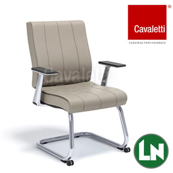 Cavaletti Essence - Diretor Aproximação 20506 S Braços Fixos Alumínio