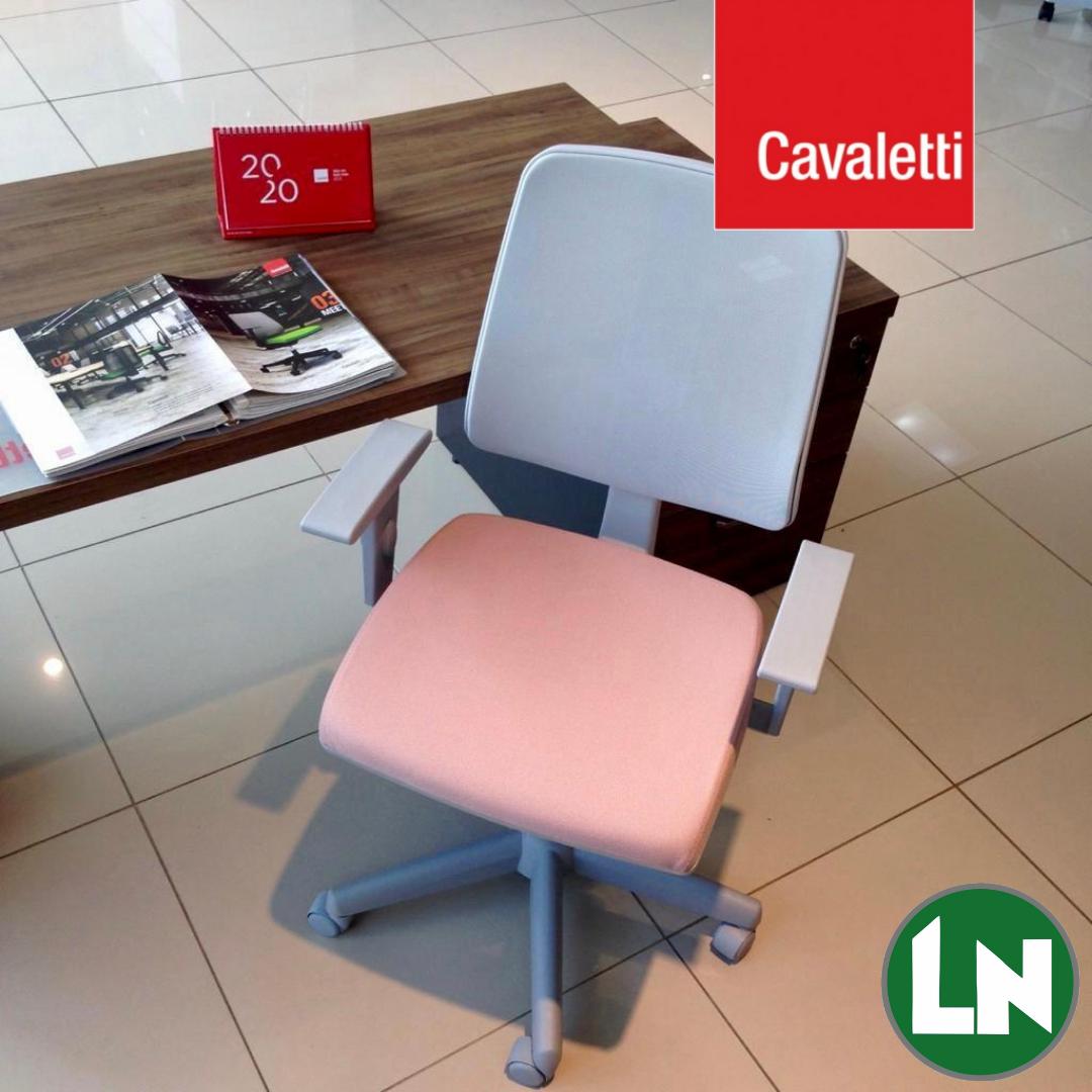 Cavaletti Flip 43103 Cinza/Rosa antigo