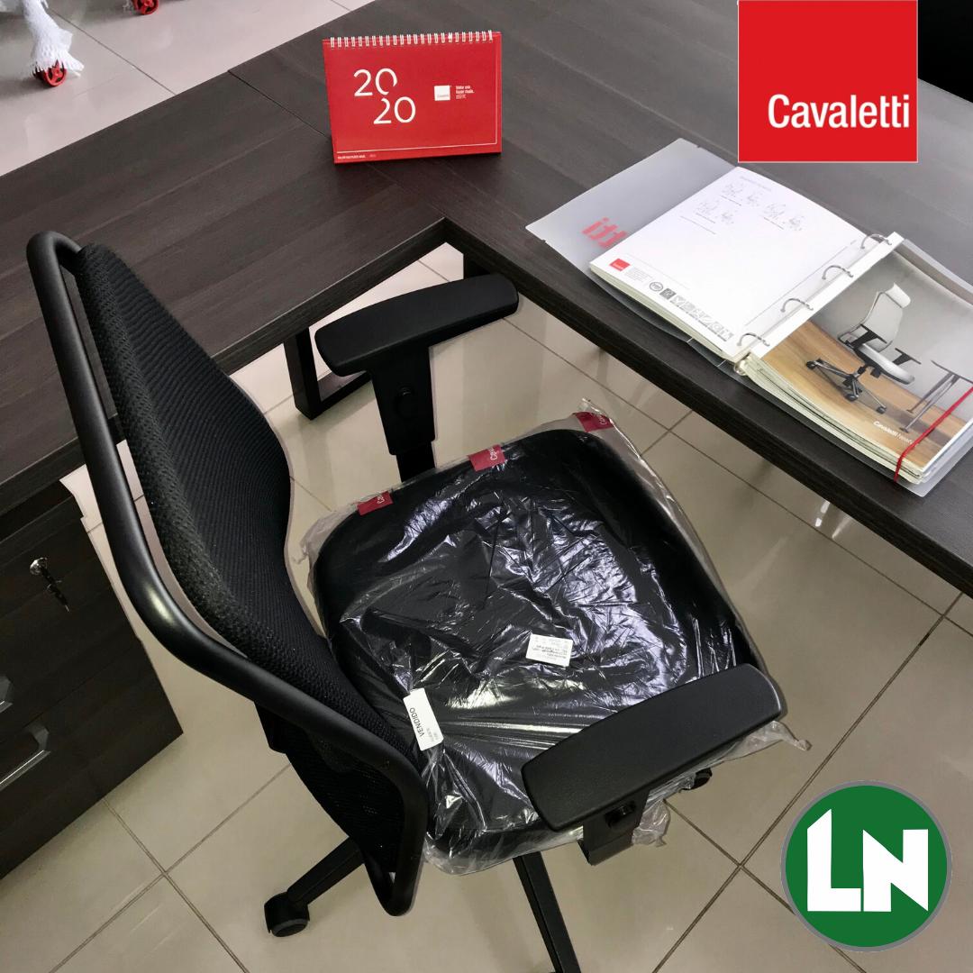 Cavaletti NewNet 16001 Tela Conforto Apoio Lombar