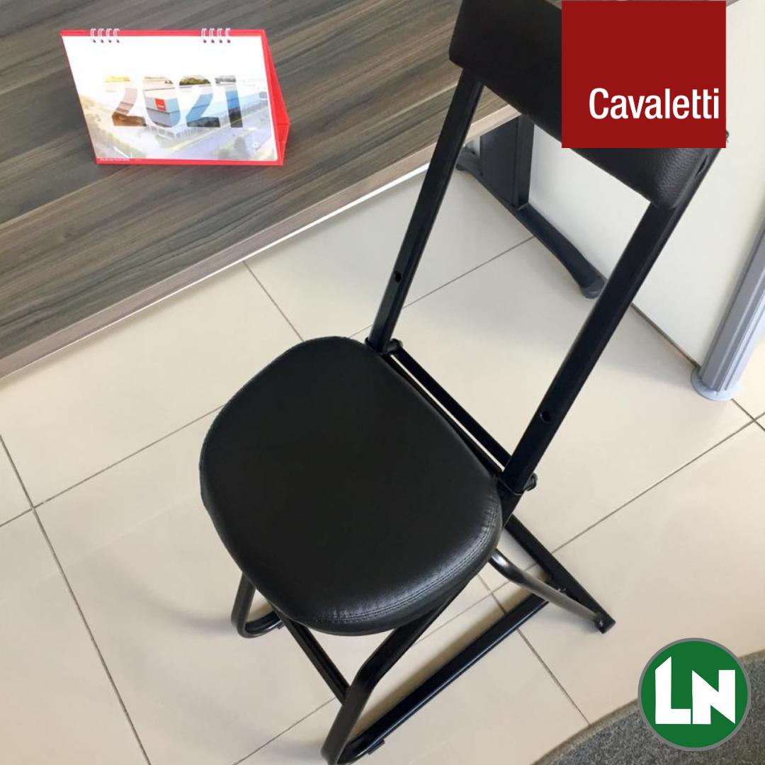 Cavaletti Service - Banco Posto de Trabalho Semi-Sentado 4015