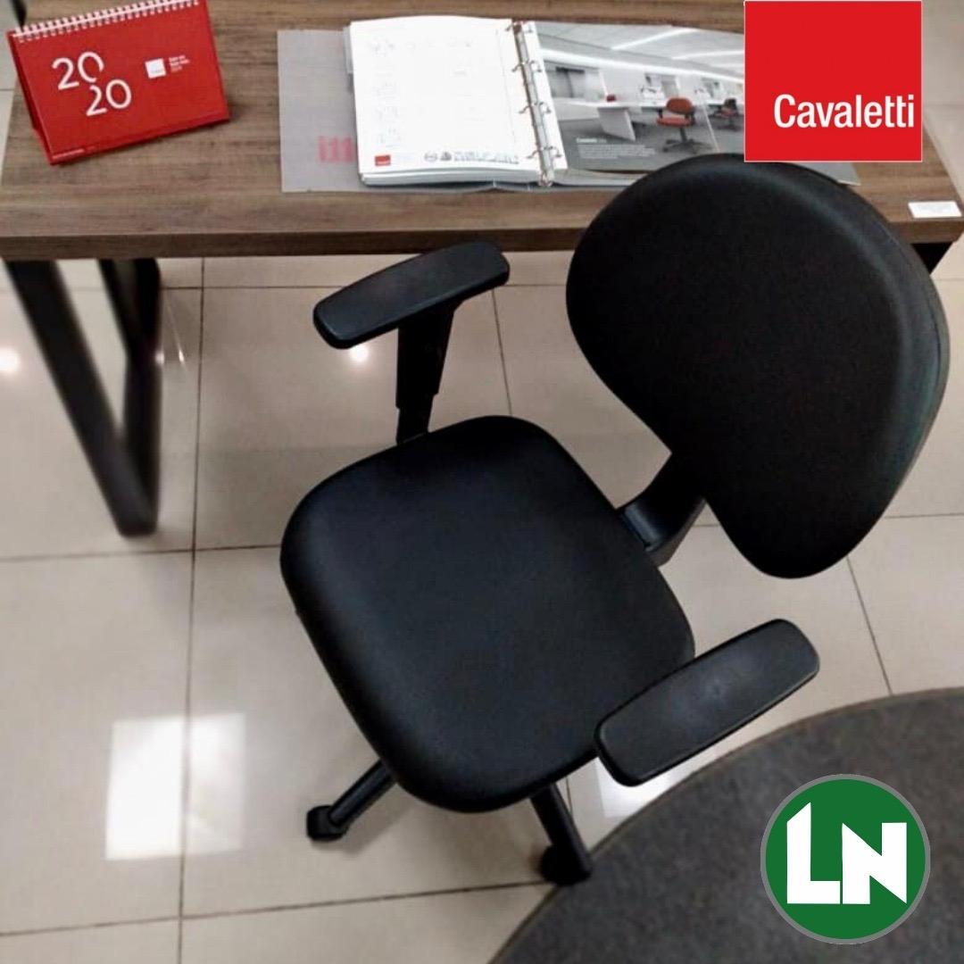 Cavaletti Start 4064 NR17 Cadeira Giratória para Escritório