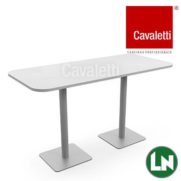 Cavaletti Spin - 11801 4L Mesa Retangular Conexão USB/Elétrica Opcional