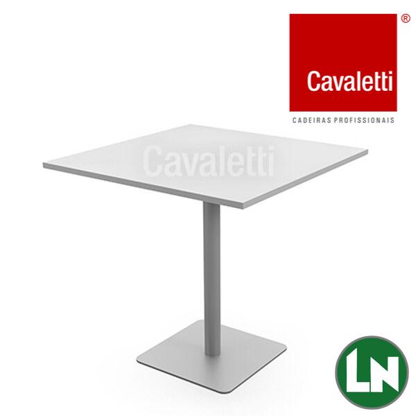 Cavaletti Spin - 36805 Quadrada  Mesa  750 x 750mm