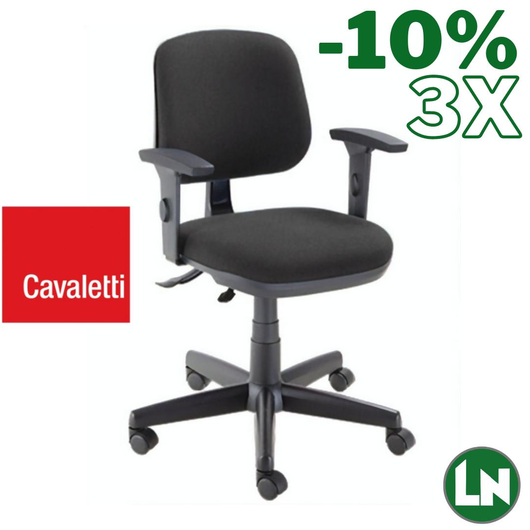 Cavaletti Start 4103-SRE All Black Home Office [Entrega Rápida]