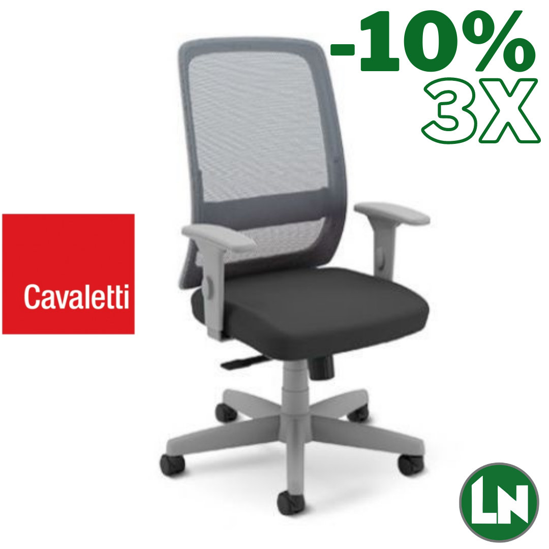 Cavaletti Vélo Light 42501 All Gray Home Office [Entrega Rápida]