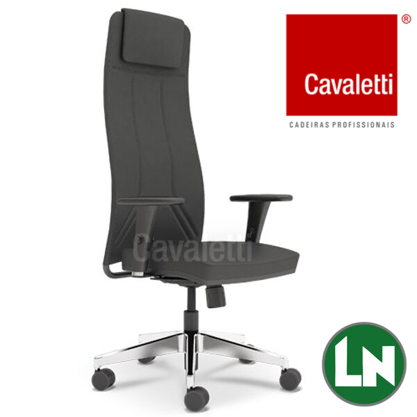 Cavaletti Way 19001 L Base Nylon Braços SL