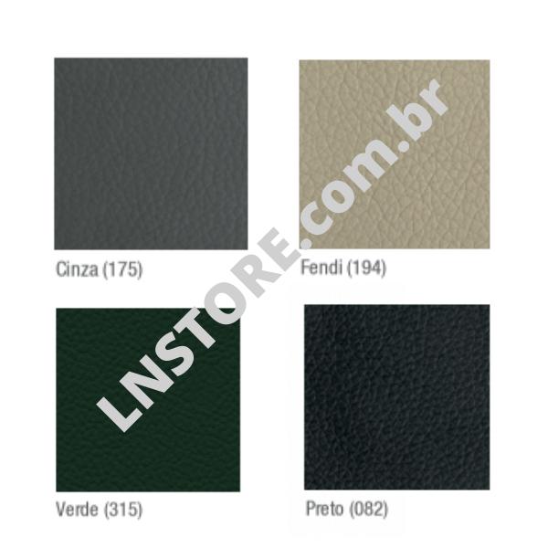 Couro Ecológico Sintético indicado para uso individual (cores disponíveis)