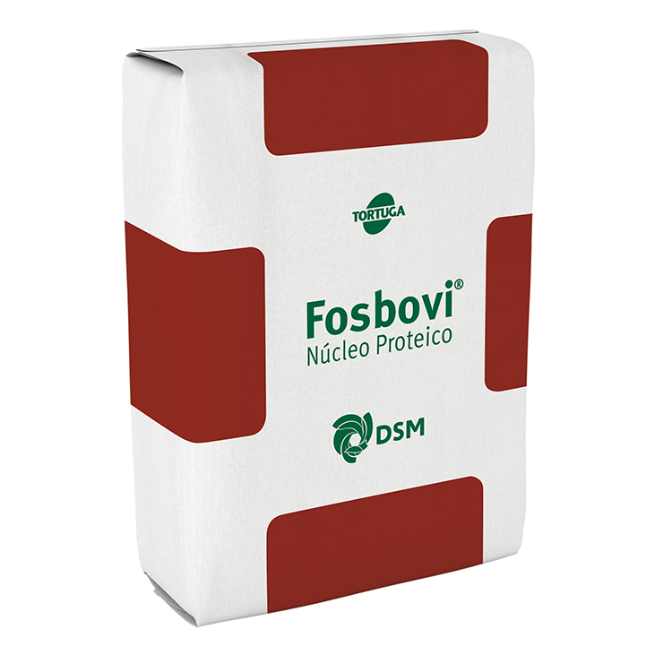 FOSBOVI NUCLEO PROTEICO - SACO 25 KG