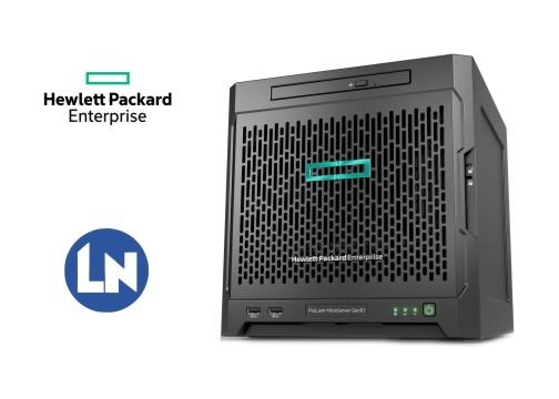 Servidor HPE Proliant X3216 Gen10 - Memória 8GB - HD 1TB convencional