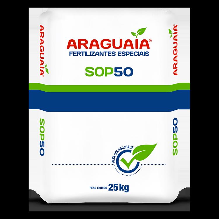SULFATO DE POTÁSSIO - 25 KG