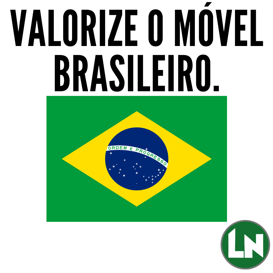 Valorize o Móvel Brasileiro | Cavaletti Cadeiras para Escritório