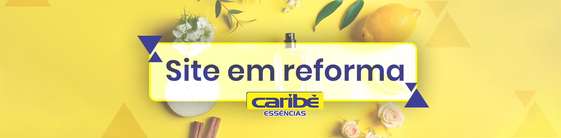 Site em reforma.