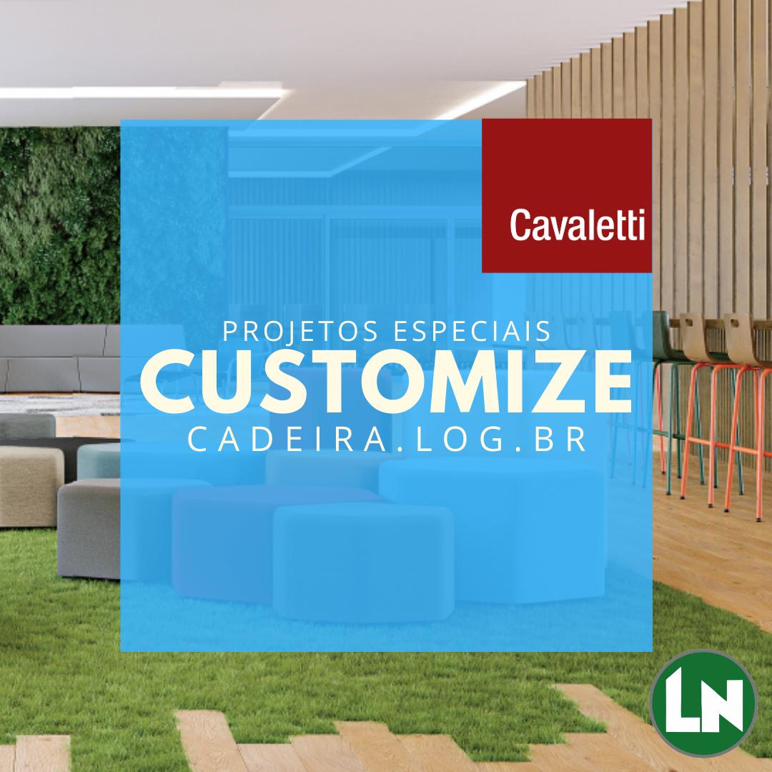 Desenvolvimento de Assentos Específicos Cavaletti®